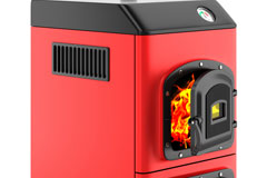 North Ayrshire solid fuel boiler costs
