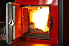 solid fuel boilers North Ayrshire